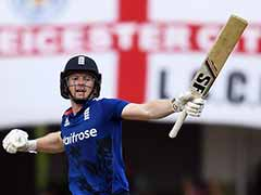 Eoin Morgan Leads England to 45-Run Win vs West Indies