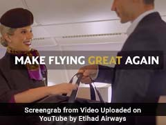 After Electronics Ban, Airlines Promise To Make Flying Great Again