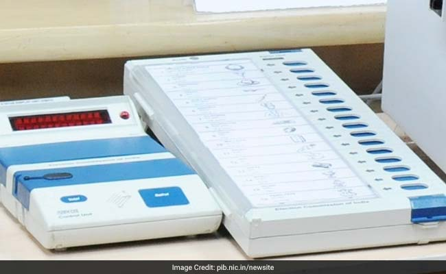 Delhi May Soon Get A Special Godown For Storing All EVMs
