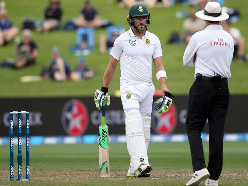 3rd Test: South Africa Recover From Poor Start As New Zealand Pay For DRS Bungles