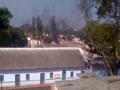 उत्तर प्रदेश : फर्रुखाबाद जेल में कैदियों ने काटा बवाल, छत पर चढ़कर बरसाए ईंट-पत्थर, जेलर घायल