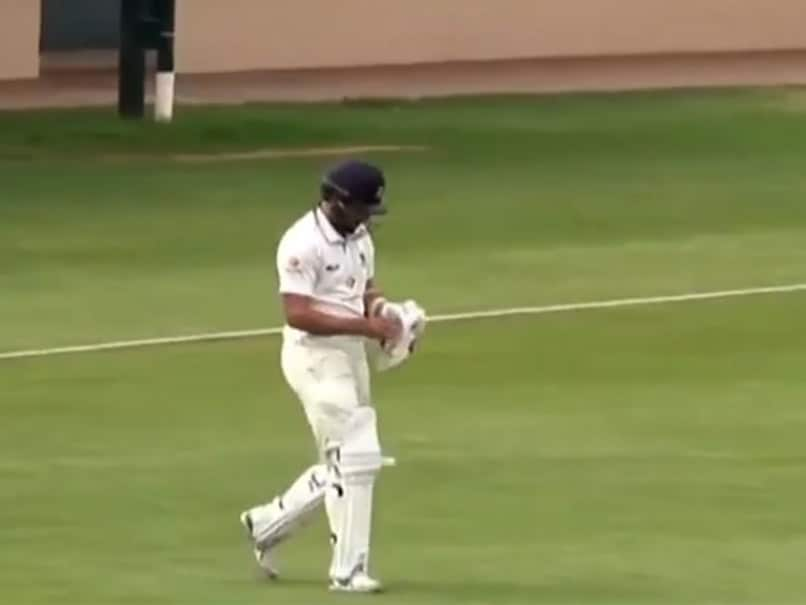 Australian Cricketer Makes Hilarious Equipment Gaffe In Domestic Match