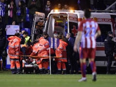 Atletico Madrid's Fernando Torres Suffers 'Traumatic Brain Injury'