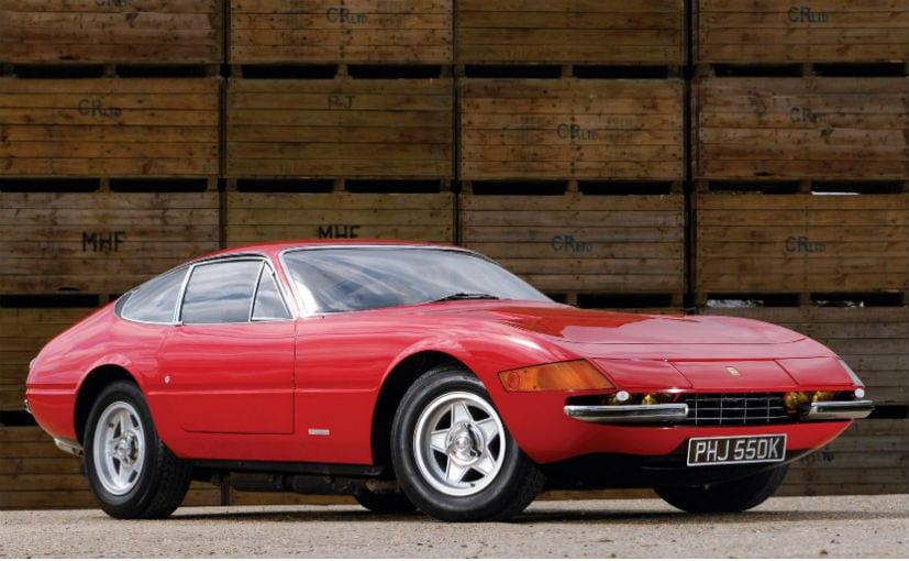Ferraris 70th Birthday 7 Greatest Cars From 7 Decades Ndtv