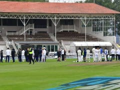 Fire Alarm Holds Up New Zealand vs South Africa 1st Test In Dunedin