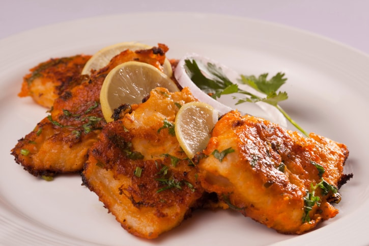 Watch: Bored Of Chicken Tikka? Try This Easy Fish Tikka Recipe At Home