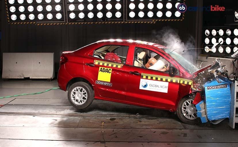 Exclusive: Chevrolet Enjoy Fails Global NCAP Crash Test, Ford Figo Aspire Sails Through