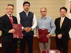 FTII, Canon Sign MoU To Promote Short-Term Courses In Film And Television