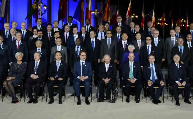 G-20 Drops Anti-Protectionist Language in Communique