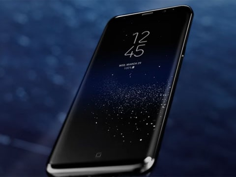 Samsung Galaxy S8 launch has begun. Tap for live updates, video from New York
