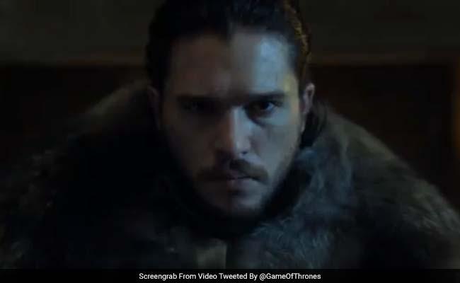 Game Of Thrones Season 7 Trailer: Jon Snow, Daenerys And Cersei On White Walker's Watch