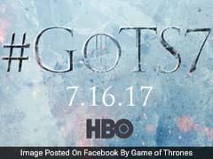Game of Thrones Season 7 Date Revealed, Teaser Hints At The 'Great War'