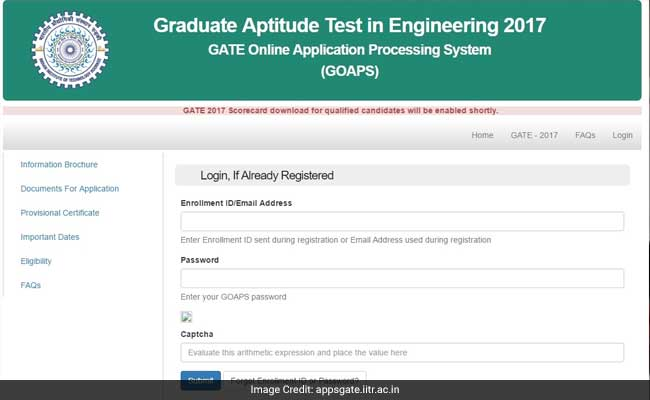 GATE 2017: What's Next After Result And Score Card Download, Job & Admission Opportunities