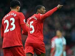 Premier League: Emre Can The Man as Liverpool Beat Burnley 2-1