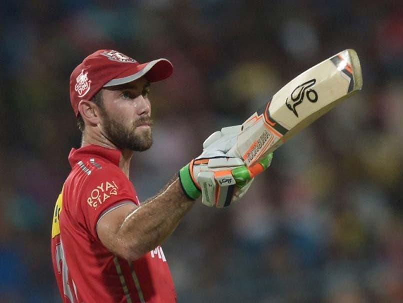 IPL 2017: Glenn Maxwell to lead Kings XI Punjab, Replaces Murali Vijay