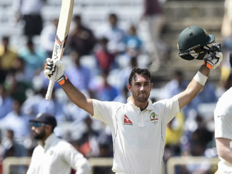 India vs Australia: Wanted To Make It Count, Didn't Want This To Be My Last Test, Says Glenn Maxwell