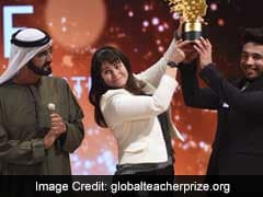 Maggie McDonnell, Teacher From Canada Wins Global Teacher Prize 2017