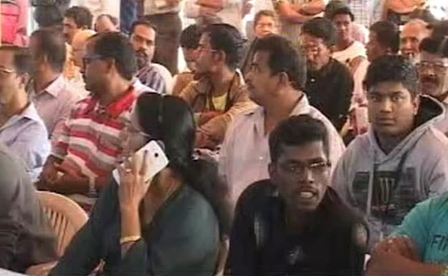 goa election counting centre
