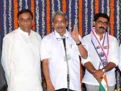 BJP's New Goa Allies Get Most Berths In Manohar Parrikar's Cabinet
