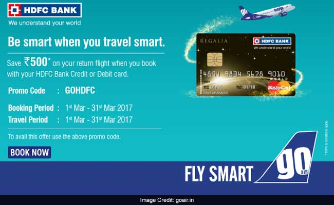 Hdfc forex card promo code