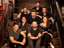Ajay Devgn Wishes <i>Golmaal 4</i> Director Rohit Shetty Happy Birthday With First Look Of Film's Cast