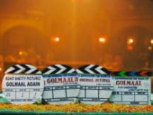 Shooting For Rohit Shetty's <i>Golmaal 4</i> Begins