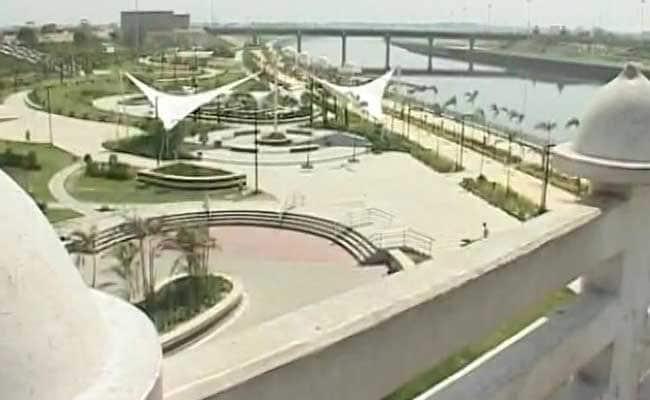gomti riverfront