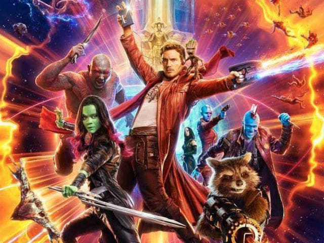 Guardians Of The Galaxy 2.0 New Trailer: Chris Patt Eclipsed By Bradley Cooper's One-Liners