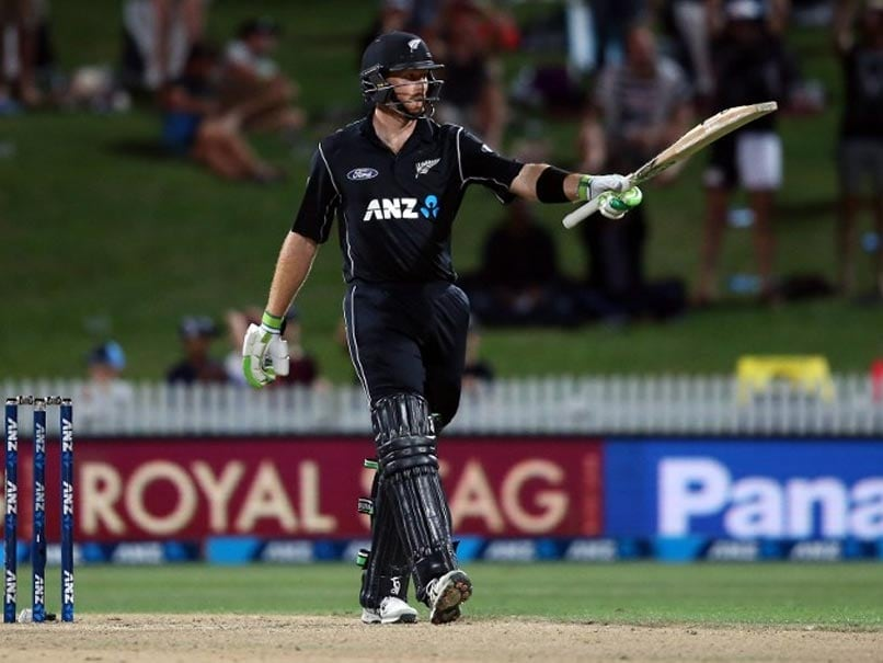 Despite ODI Heroics, Martin Guptill Not In Test Reckoning: New Zealand Coach