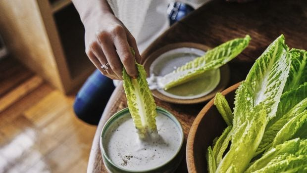 While You Were Sleeping: The World Got its First Ever 'Hand Salad'