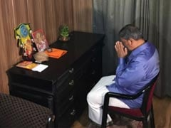 Uttarakhand Election Result 2017 Highlights: BJP Decimates Congress, Harish Rawat Quits