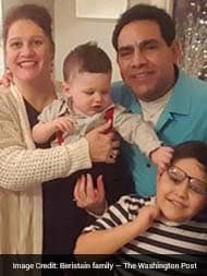 Trump Fan Thought Only 'Bad Hombres' Would Be Deported. Not Her Husband