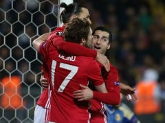 Europa League: Henrikh Mkhitaryan Helps Manchester United Draw 1-1 Against Rostov