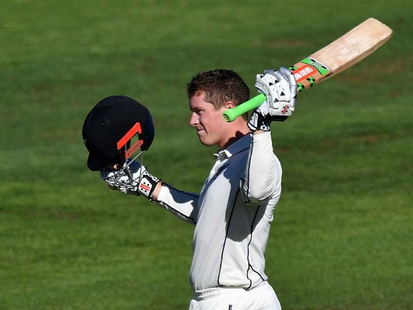 Henry Nicholls' Century Leads New Zealand Recovery