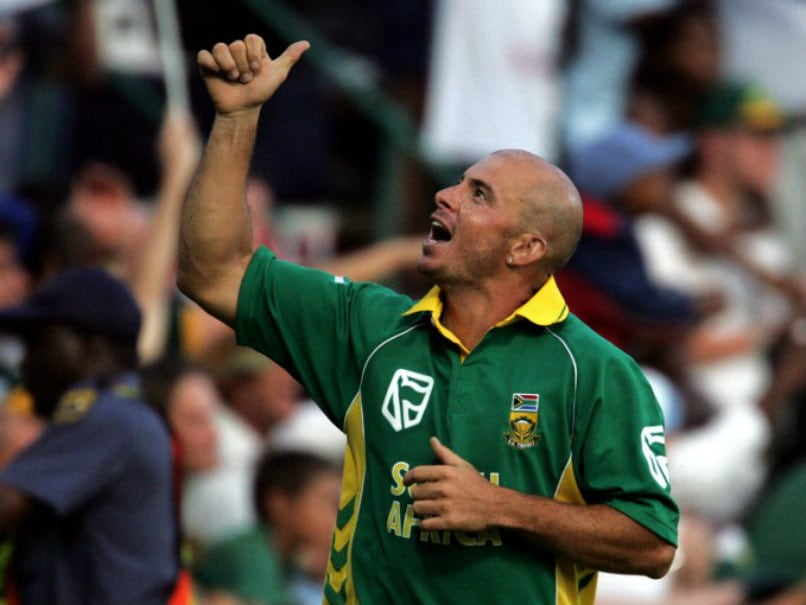 Herschelle Gibbs, Star Of South Africa's 434-Run Chase, Was Hungover During Epic Knock