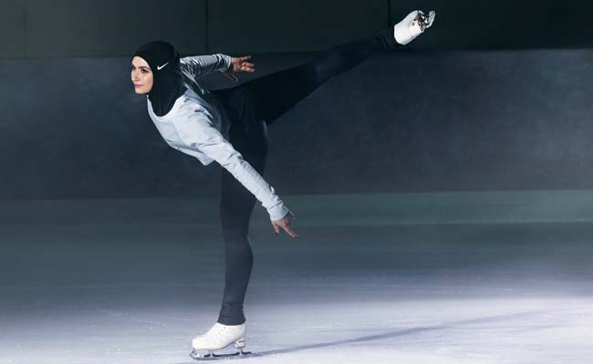 Nike To Introduce Hi-Tech Hijab For Muslim Sports Women