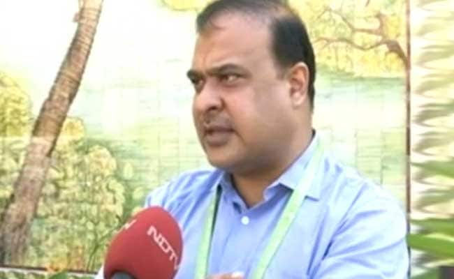 BJP Not For Dividing Tripura: BJP Leader Himanta Biswa Sarma