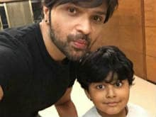Himesh Reshammiya Roped In 5-Year-Old <I>L'il Champ</i> For A Song