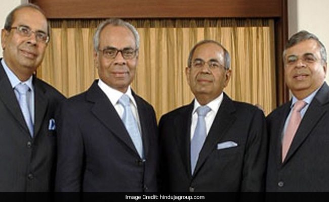 Hinduja Brothers Second-Wealthiest In Britian's Annual Rich List