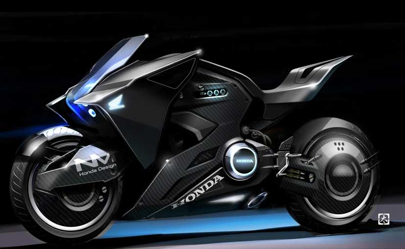 Scarlett Johansson To Ride Honda Nm4 Vultus In Ghost In