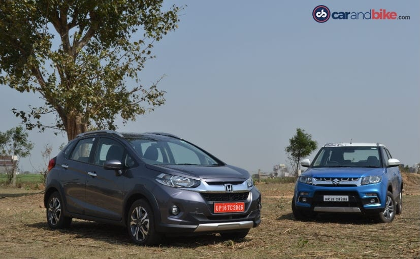 Honda WR-V i-DTEC vs Maruti Suzuki Vitara Brezza DDiS: Comparison Review