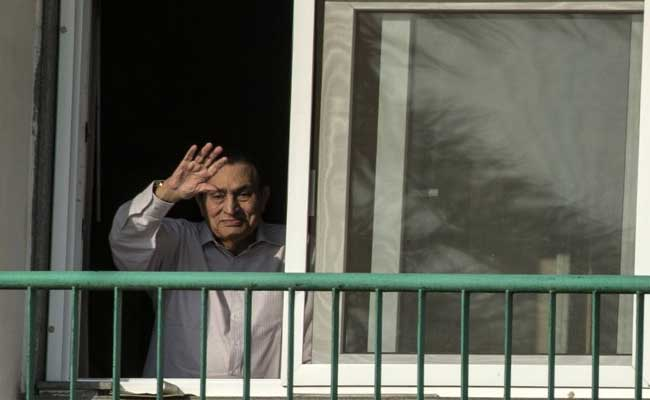 Egypt's Former President Hosni Mubarak Walks Free After 6 Years In Detention