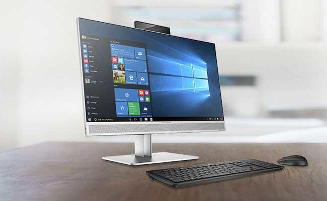 एचपी ने कमर्शल डेस्कटॉप, ऑल-इन-वन पीसी बाजार में उतारे