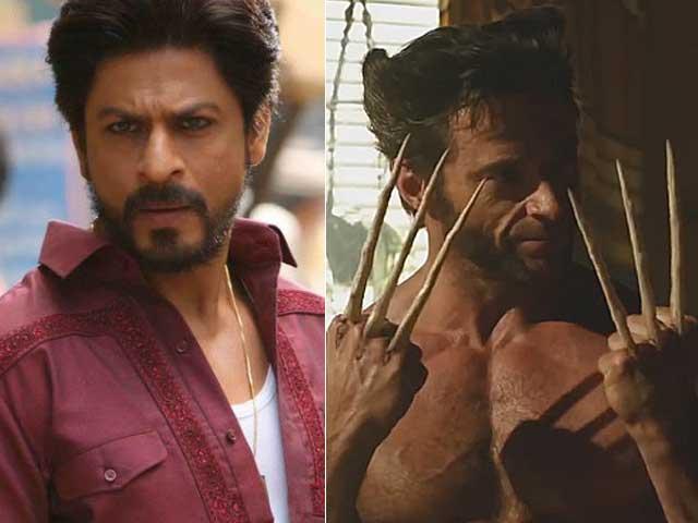 Shah Rukh Khan. Hugh Jackman, Outgoing Wolverine, Suggests Successor