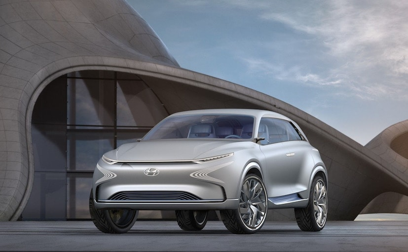 Hyundai FE Fuel Cell Concept revealed… range up to 800km
