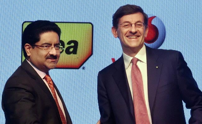 Birla Says No Major Downsizing After Merger With Vodafone: 10 Points
