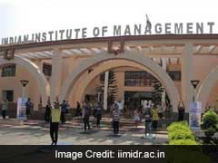 IIM Indore Releases Placement Details; Over 200 Recruiters, Rs 39 Lakh Top Offer