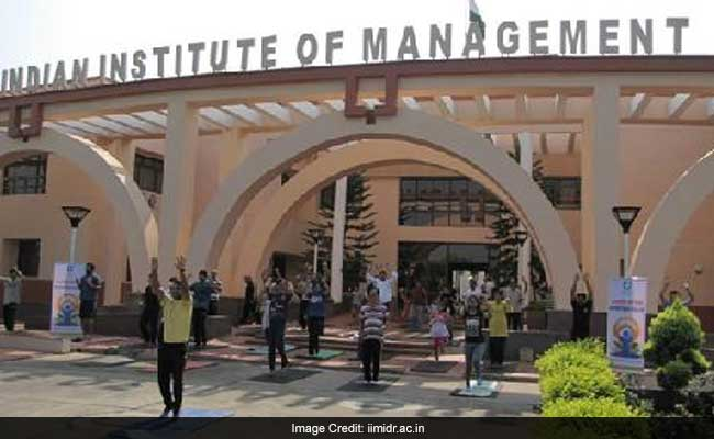 Firms like Amazon, Genpact, L&T, Vedanta, among others, offered operations and HR roles, IIM Indore said.