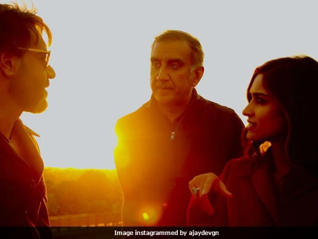 Ileana D'cruz Finishes Filming For Milan Luthria's Baadshaho, Calls The Film 'Incredibly Special'