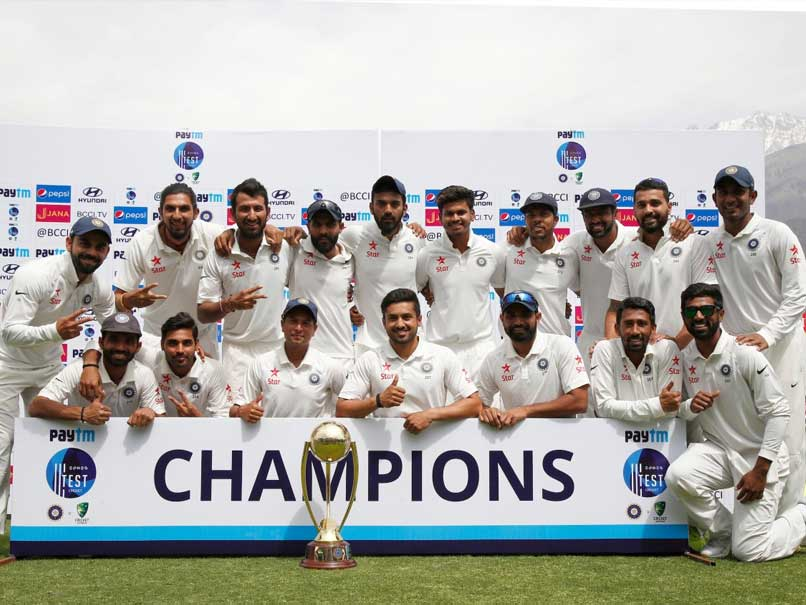 India Win 4th Test To Clinch Series 2-1, Reclaim Border-Gavaskar Trophy